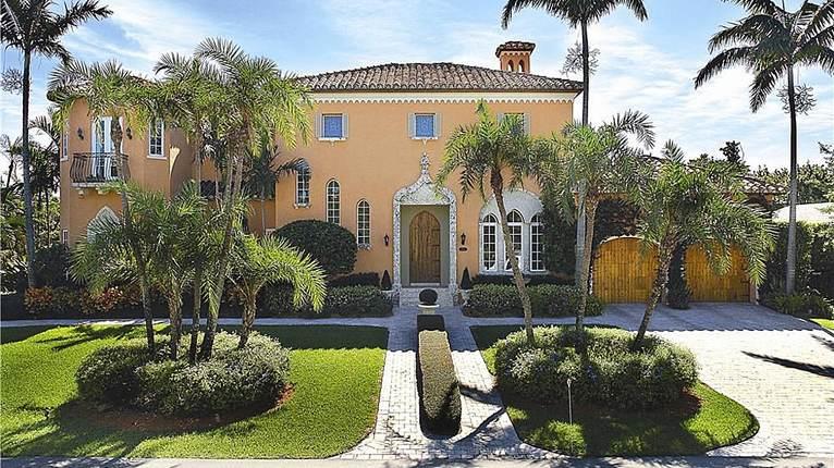 Historic Delray Beach Estate Delray Beach Florida 3rd