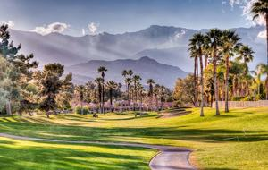 Palm springs golf 1